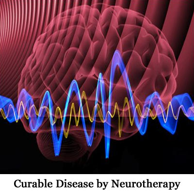 Curable Disease by Neurotherapy